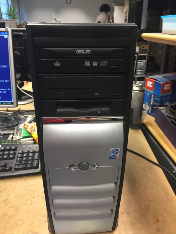 COMPAQ EVO D510 CMT VGA DRIVER WINDOWS