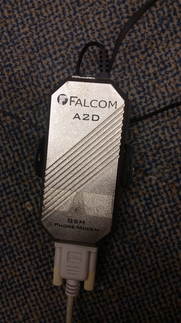FALCOM A2D DRIVERS FOR PC