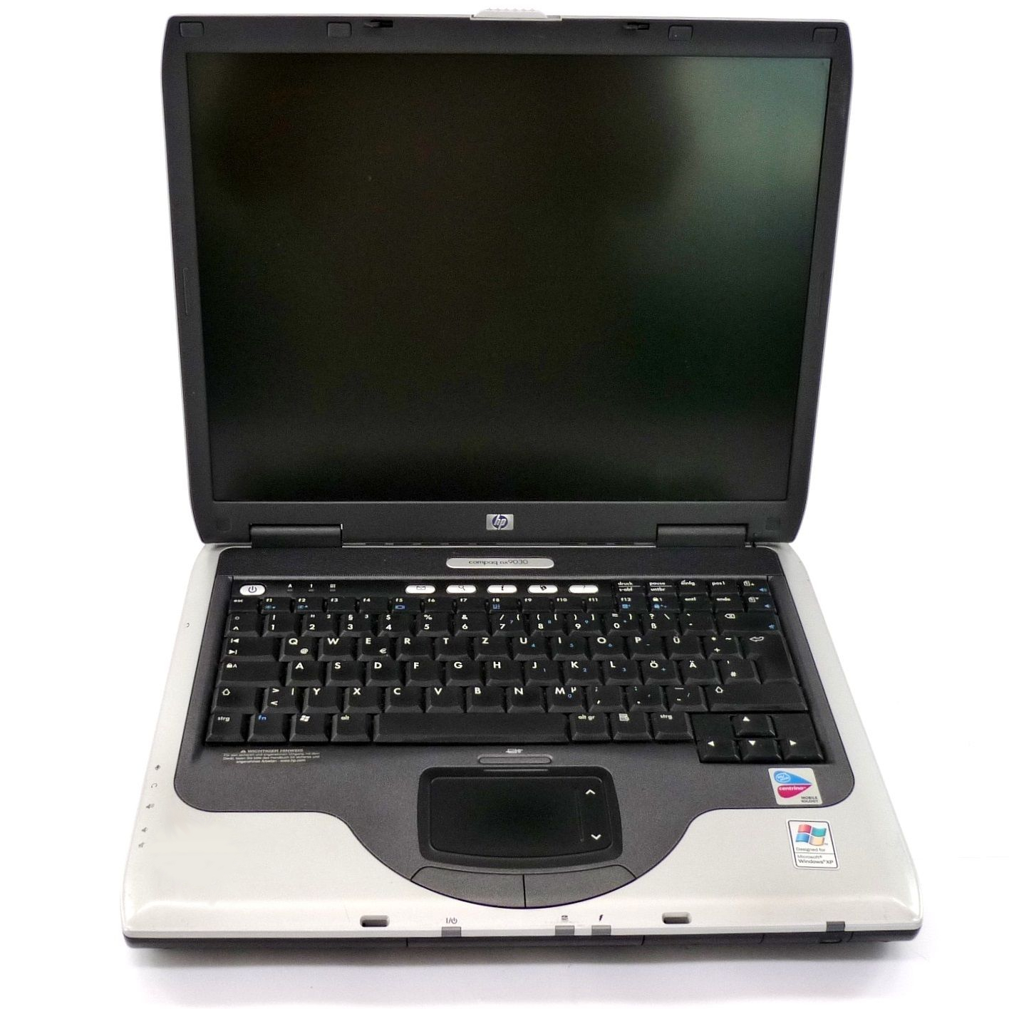 HP COMPAQ NX9030 NOTEBOOK ODD DRIVER DOWNLOAD FREE