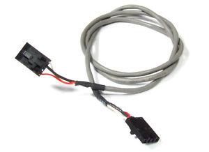 Kabel intern: Audio-Kabel intern analog für CD-Rom Laufwerk