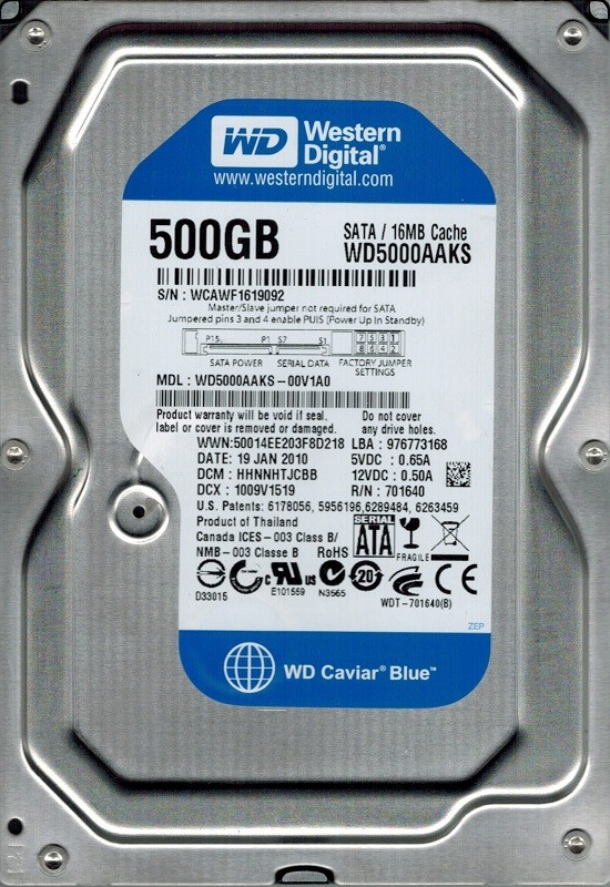 Wdaakx firmware - Desktop & Mobile Drives - WD Community