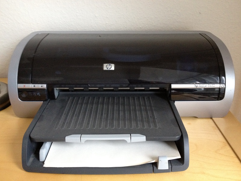 HP DESKJET 5652 PRINTER DRIVERS (2019)